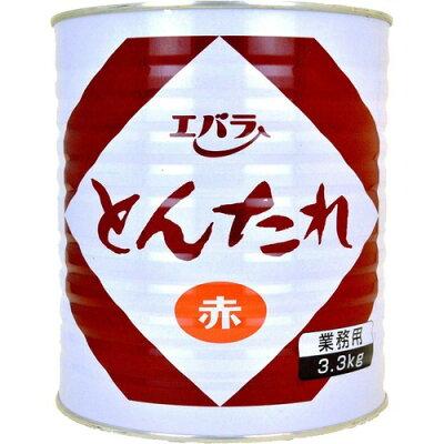 エバラ食品工業 とんたれみそ(赤) 3.3kg
