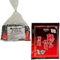エバラ食品工業 鶏がら仕立て醤油味ラーメンスープ40ml