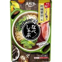 エバラ なべしゃぶ 柑橘醤油つゆ(100g*2袋入)