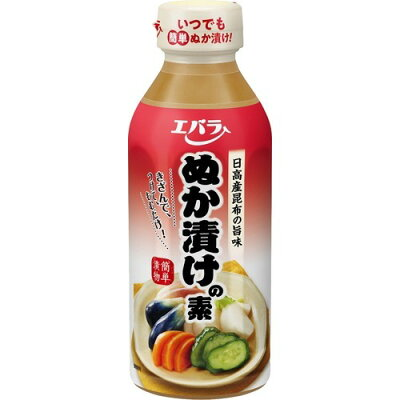 エバラ ぬか漬けの素(300ml)