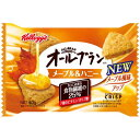 ケロッグ オールブラン クリスプ メープル&ハニー 袋(40g)