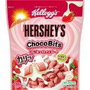 日本ケロッグ ハーシー チョコビッツ いちごホワイトチョコレート 280g