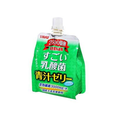 いなば食品 すごい乳酸菌青汁ゼリー 180g