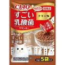 いなば食品 CIAO すごい乳酸菌クランキー チキン味 22gX5