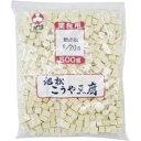 旭松 新旭松 こうや豆腐 1/20 B 500g
