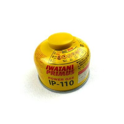 PRIMUS(プリムス) 小型ガスカートリッジ 110g IP-110(1コ入)