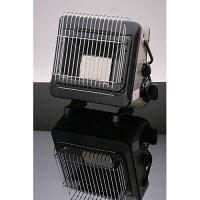 イワタニ カセットガス ストーブ ポータブルタイプ マイ暖 CB-CGS-PTB ブラック&シャンパンゴールド