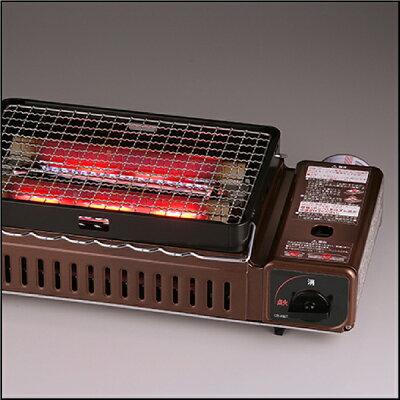 イワタニ カセットガス炉ばた焼き器「炙りや」(1台)