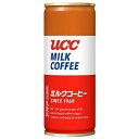 ユーシーシー上島珈琲 UCCミルクコーヒー缶250gX30