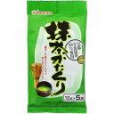 今岡製菓 抹茶かたくり(15g*5袋入)