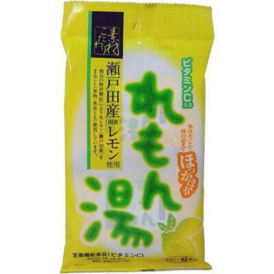 れもん湯(15g*6袋入)
