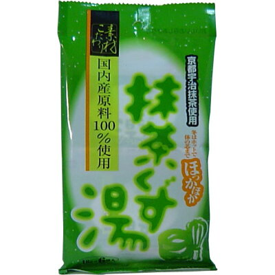 抹茶くず湯(18g*6袋入)