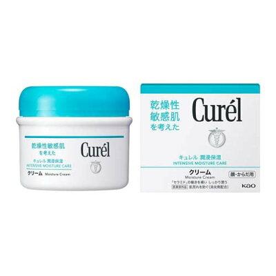 Curel(キュレル) クリーム ジャー 90g