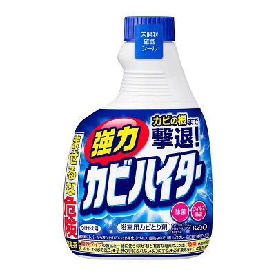 強力カビハイター お風呂用カビ取り剤 付け替え(400ml)