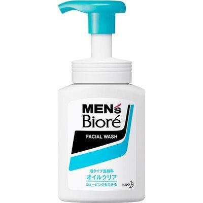 Biore(ビオレ) メンズビオレ 泡タイプオイルクリア洗顔 150ml