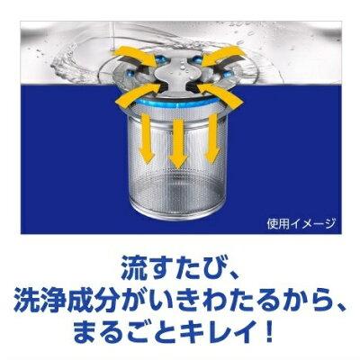 キッチンハイター 排水口除菌ヌメリとり 付け替え(1個)
