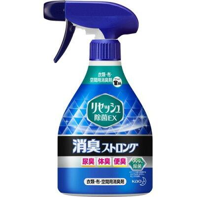 リセッシュ 消臭スプレー 除菌EX 消臭ストロング 本体(370ml)