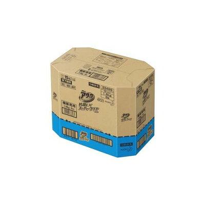 アタック 抗菌EX スーパークリアジェル 洗濯洗剤 詰め替え 特大サイズ 梱販売用(1.6kg*6個)