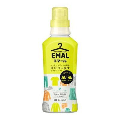 エマール 洗濯洗剤 リフレッシュグリーンの香り 本体(500ml)
