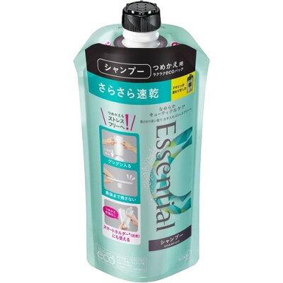 エッセンシャル スマートブロードライ シャンプー つめかえ用(340mL)