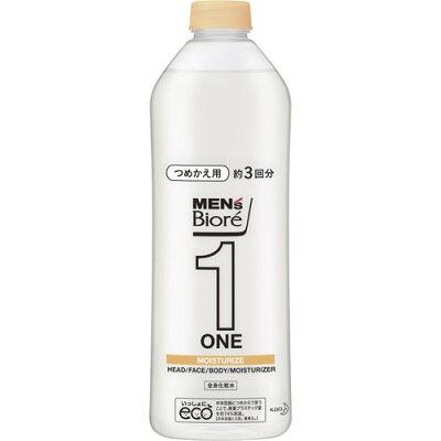 メンズビオレ ONE 全身化粧水スプレー しっとり つめかえ用(340ml)