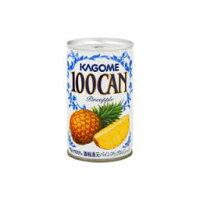 カゴメ 100CAN パインアップル 缶 160g