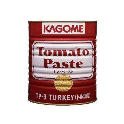 カゴメ トマトペーストトルコHB1号缶