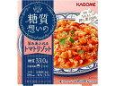 カゴメ カゴメ糖質想いのトマトリゾット260g