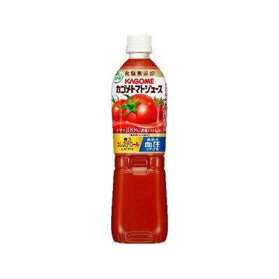 カゴメ カゴメトマトジュース食塩無添加720ml