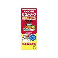 カゴメ お弁当パック 醸熟ソース ウスター 10gX6