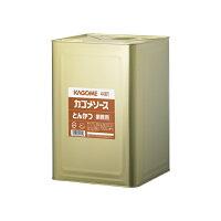 カゴメ カゴメ とんかつソース業務用缶 18l