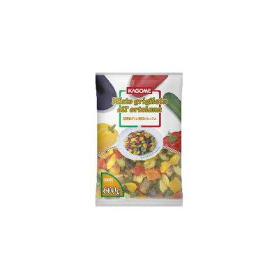 カゴメ カゴメ 菜園風グリル野菜のミックス 600g