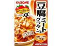 カゴメ カゴメ 豆腐ミートグラタン 100g