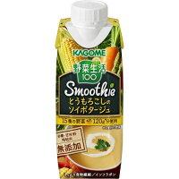 野菜生活100 Smoothieとうもろこしのソイポタージュ(250g*12本入)