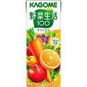 カゴメ 野菜生活100 オリジナル 200X12