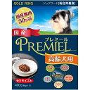 三井食品 プレミール 高齢犬用 400g