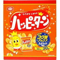 亀田 ハッピーターンお徳用パック 32gX30