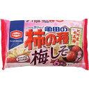 亀田の柿の種 梅しそ 6袋詰(182g)