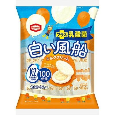 白い風船 ミルククリーム(18枚入)