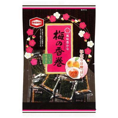 亀田製菓 梅の香巻(16枚入)
