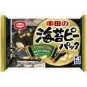 亀田製菓 海苔ピーパック 4袋詰(89g)