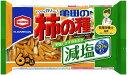 亀田製菓 減塩 亀田の柿の種 6袋詰 182g
