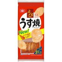 亀田製菓 えびうす焼(70g)
