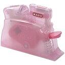 クロバー デスクスレダー ピンク