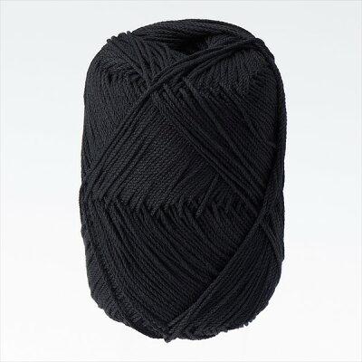 Clover 咲きおり用たて糸 細  58-145 ブラック