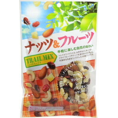 共立食品 ナッツ&フルーツ(トレイルミックス)(140g)