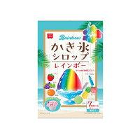 共立食品 レインボーかき氷シロップ