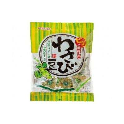 春日井製菓 わさび豆 105g