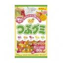 春日井製菓 つぶグミ フルーツオーレ 80g