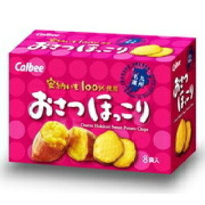 Calbee おさつほっこり 種子島産安納芋100%使用 O.K さつまいも お菓子